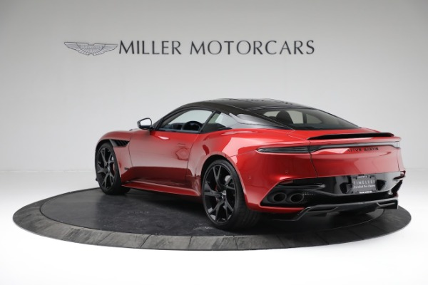 Used 2019 Aston Martin DBS Superleggera for sale $259,900 at Bentley Greenwich in Greenwich CT 06830 4