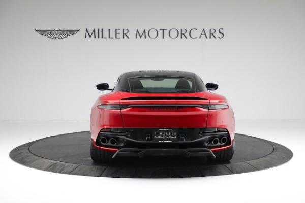 Used 2019 Aston Martin DBS Superleggera for sale $259,900 at Bentley Greenwich in Greenwich CT 06830 5