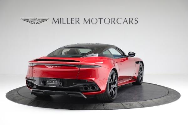 Used 2019 Aston Martin DBS Superleggera for sale $259,900 at Bentley Greenwich in Greenwich CT 06830 6