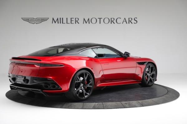Used 2019 Aston Martin DBS Superleggera for sale $259,900 at Bentley Greenwich in Greenwich CT 06830 7