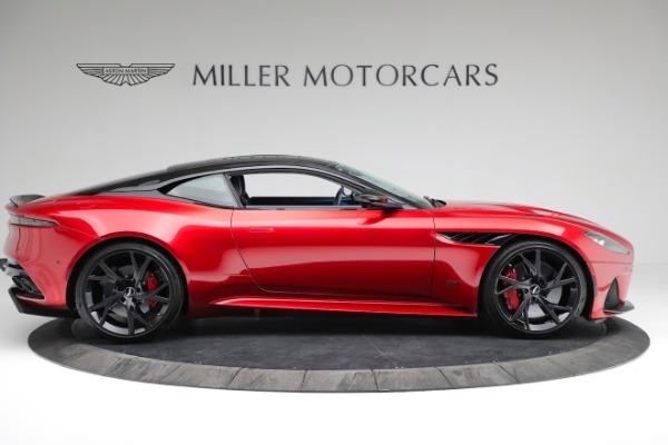 Used 2019 Aston Martin DBS Superleggera for sale $259,900 at Bentley Greenwich in Greenwich CT 06830 8