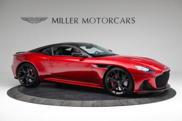 Used 2019 Aston Martin DBS Superleggera for sale $259,900 at Bentley Greenwich in Greenwich CT 06830 9
