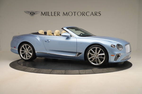 Used 2020 Bentley Continental GTC V8 for sale $288,020 at Bentley Greenwich in Greenwich CT 06830 10
