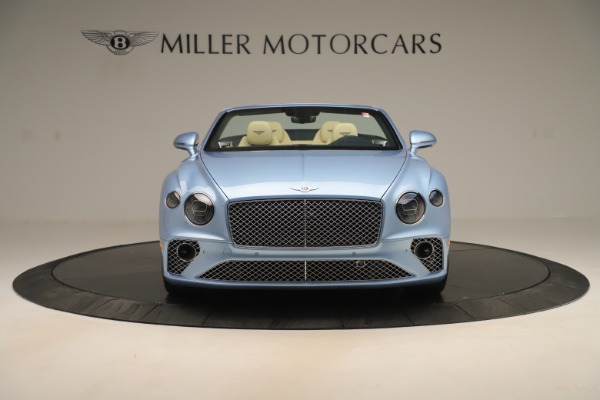 Used 2020 Bentley Continental GTC V8 for sale $288,020 at Bentley Greenwich in Greenwich CT 06830 12
