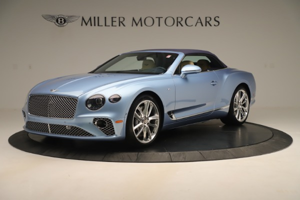 Used 2020 Bentley Continental GTC V8 for sale $288,020 at Bentley Greenwich in Greenwich CT 06830 13