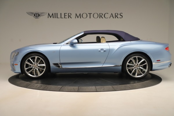 Used 2020 Bentley Continental GTC V8 for sale $288,020 at Bentley Greenwich in Greenwich CT 06830 14
