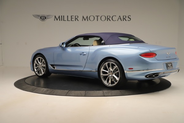 Used 2020 Bentley Continental GTC V8 for sale $288,020 at Bentley Greenwich in Greenwich CT 06830 15