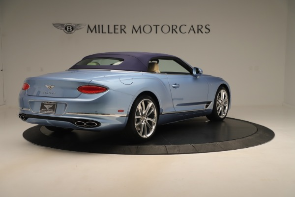 Used 2020 Bentley Continental GTC V8 for sale $288,020 at Bentley Greenwich in Greenwich CT 06830 16