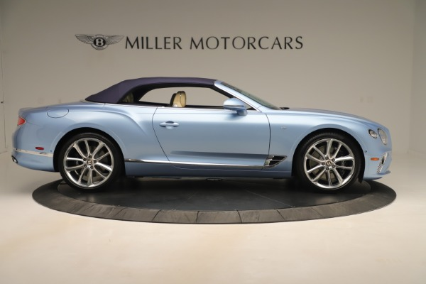 Used 2020 Bentley Continental GTC V8 for sale $288,020 at Bentley Greenwich in Greenwich CT 06830 17