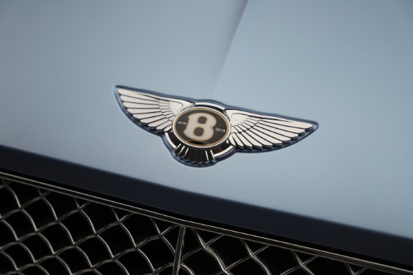 Used 2020 Bentley Continental GTC V8 for sale $288,020 at Bentley Greenwich in Greenwich CT 06830 20