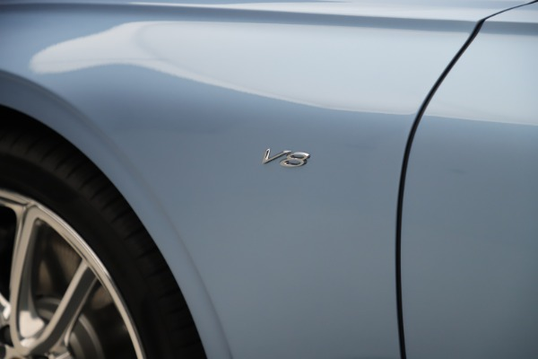 Used 2020 Bentley Continental GTC V8 for sale $288,020 at Bentley Greenwich in Greenwich CT 06830 22