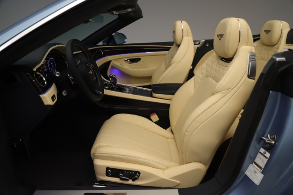 New 2020 Bentley Continental GTC V8 for sale Sold at Bentley Greenwich in Greenwich CT 06830 25
