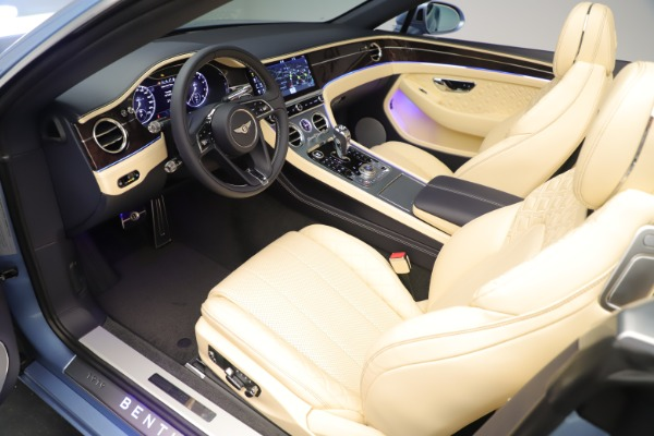 Used 2020 Bentley Continental GTC V8 for sale $288,020 at Bentley Greenwich in Greenwich CT 06830 26