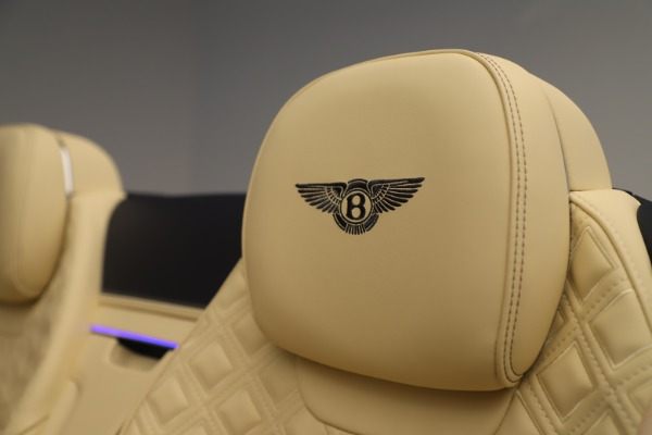 Used 2020 Bentley Continental GTC V8 for sale $288,020 at Bentley Greenwich in Greenwich CT 06830 27
