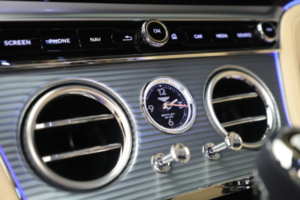 Used 2020 Bentley Continental GTC V8 for sale $288,020 at Bentley Greenwich in Greenwich CT 06830 28