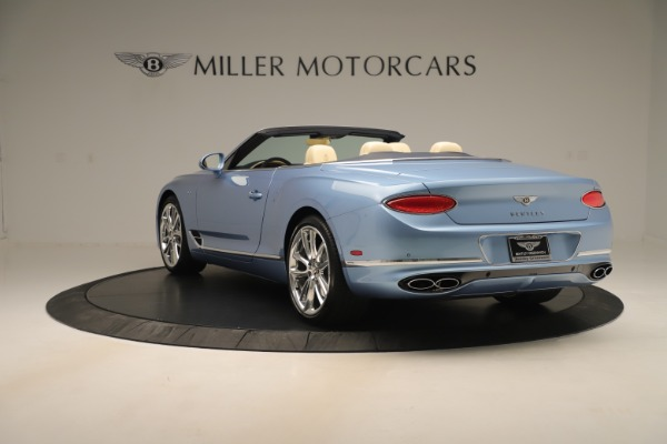 Used 2020 Bentley Continental GTC V8 for sale $288,020 at Bentley Greenwich in Greenwich CT 06830 5