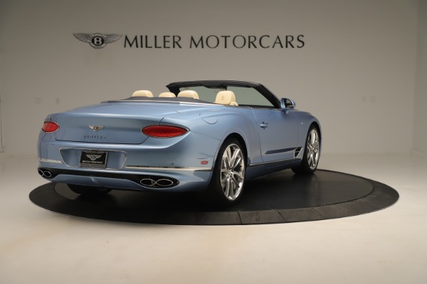Used 2020 Bentley Continental GTC V8 for sale $288,020 at Bentley Greenwich in Greenwich CT 06830 7
