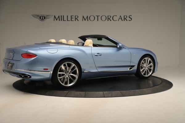 New 2020 Bentley Continental GTC V8 for sale Sold at Bentley Greenwich in Greenwich CT 06830 8