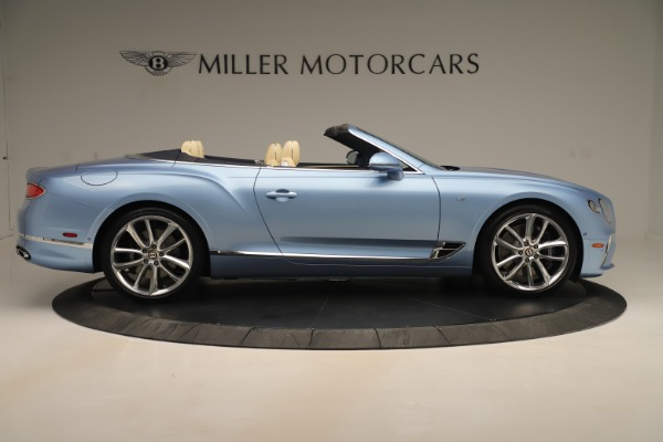 Used 2020 Bentley Continental GTC V8 for sale $288,020 at Bentley Greenwich in Greenwich CT 06830 9