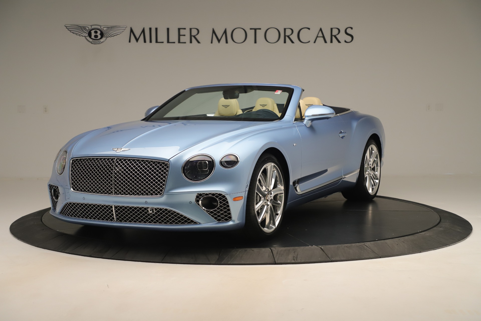 Used 2020 Bentley Continental GTC V8 for sale $288,020 at Bentley Greenwich in Greenwich CT 06830 1