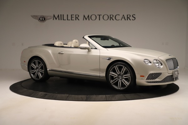 Used 2016 Bentley Continental GTC W12 for sale $139,900 at Bentley Greenwich in Greenwich CT 06830 10