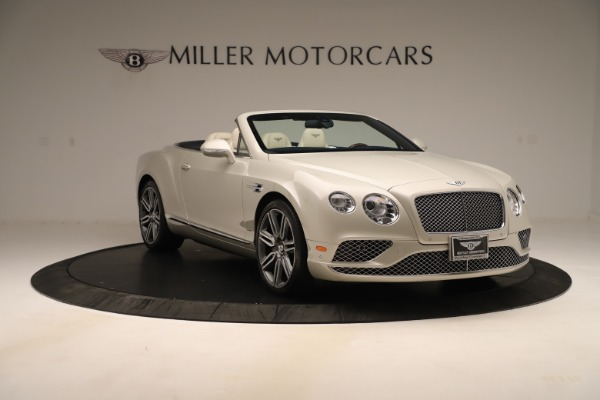 Used 2016 Bentley Continental GTC W12 for sale $139,900 at Bentley Greenwich in Greenwich CT 06830 11