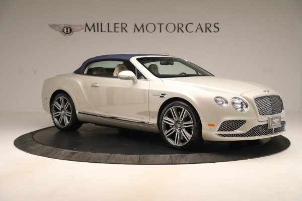Used 2016 Bentley Continental GTC W12 for sale Sold at Bentley Greenwich in Greenwich CT 06830 12