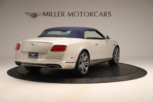 Used 2016 Bentley Continental GTC W12 for sale $139,900 at Bentley Greenwich in Greenwich CT 06830 17