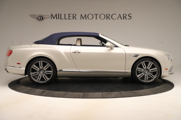 Used 2016 Bentley Continental GTC W12 for sale Sold at Bentley Greenwich in Greenwich CT 06830 18