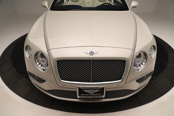 Used 2016 Bentley Continental GTC W12 for sale $139,900 at Bentley Greenwich in Greenwich CT 06830 19