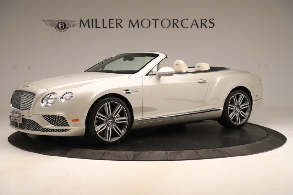 Used 2016 Bentley Continental GTC W12 for sale Sold at Bentley Greenwich in Greenwich CT 06830 2