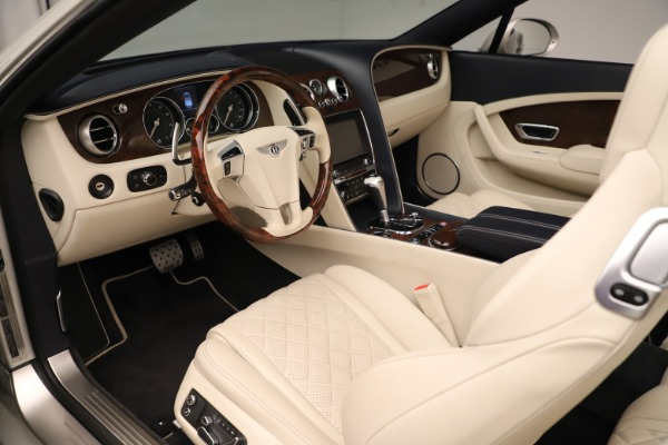 Used 2016 Bentley Continental GTC W12 for sale Sold at Bentley Greenwich in Greenwich CT 06830 23