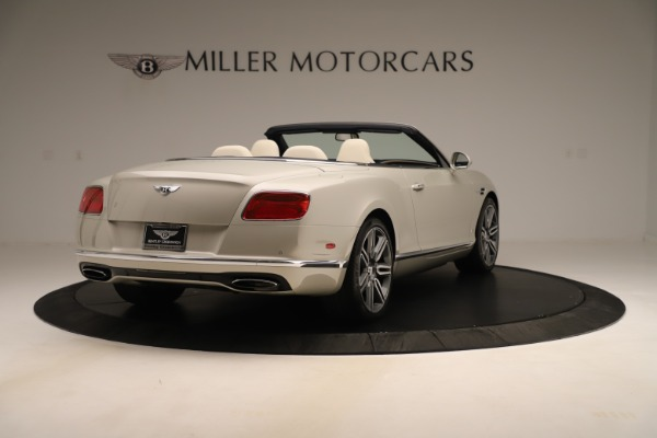 Used 2016 Bentley Continental GTC W12 for sale Sold at Bentley Greenwich in Greenwich CT 06830 7