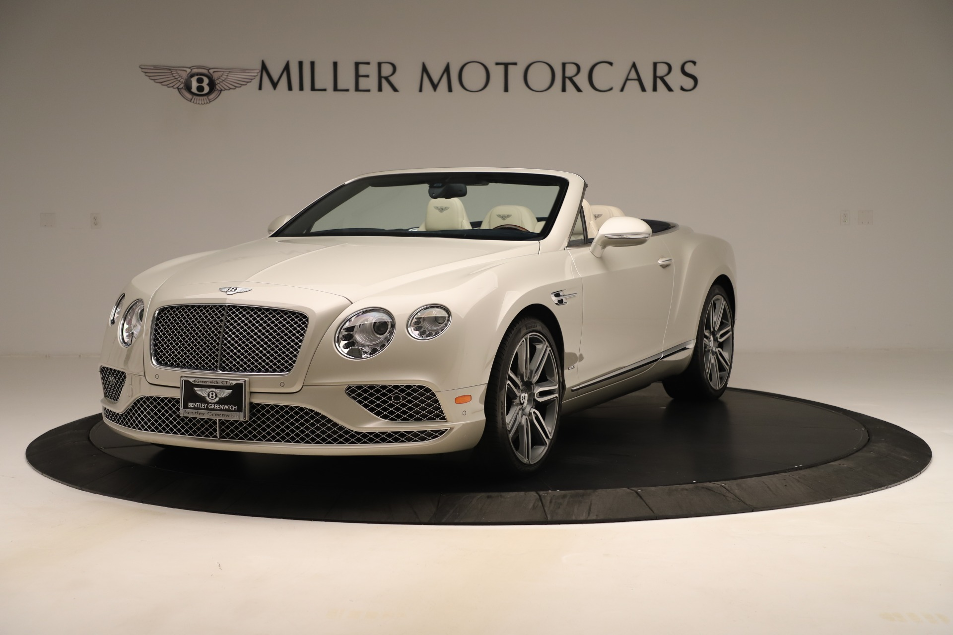 Used 2016 Bentley Continental GTC W12 for sale $139,900 at Bentley Greenwich in Greenwich CT 06830 1