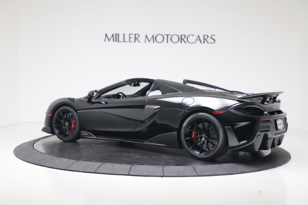 Used 2020 McLaren 600LT Spider for sale $249,900 at Bentley Greenwich in Greenwich CT 06830 13