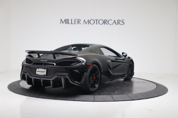 Used 2020 McLaren 600LT Spider for sale $249,900 at Bentley Greenwich in Greenwich CT 06830 14