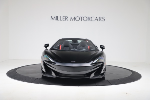 Used 2020 McLaren 600LT Spider for sale $249,900 at Bentley Greenwich in Greenwich CT 06830 3