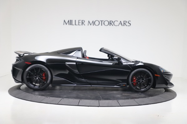 Used 2020 McLaren 600LT Spider for sale $249,900 at Bentley Greenwich in Greenwich CT 06830 6