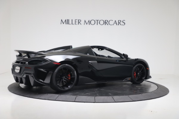 Used 2020 McLaren 600LT Spider for sale $249,900 at Bentley Greenwich in Greenwich CT 06830 7