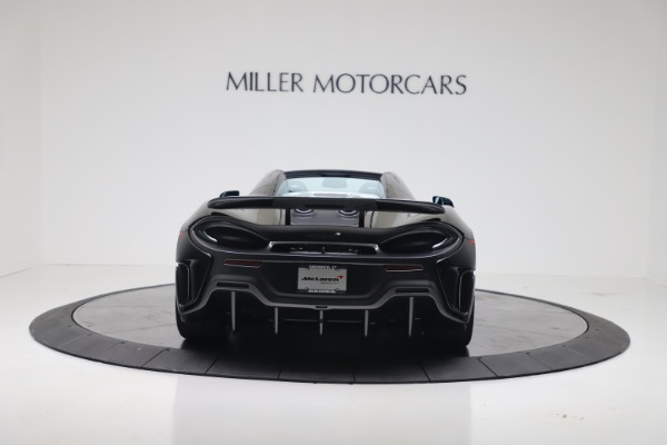 Used 2020 McLaren 600LT Spider for sale $249,900 at Bentley Greenwich in Greenwich CT 06830 9