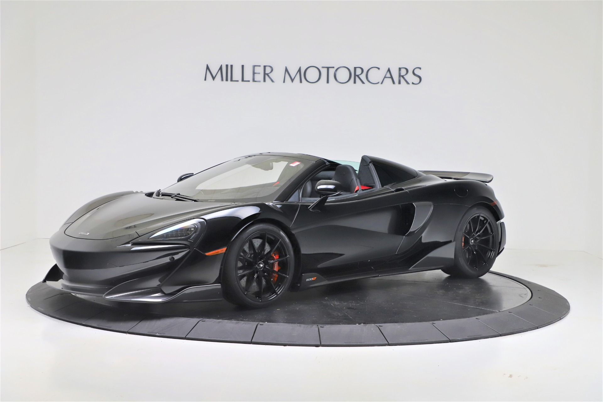 Used 2020 McLaren 600LT Spider for sale $249,900 at Bentley Greenwich in Greenwich CT 06830 1