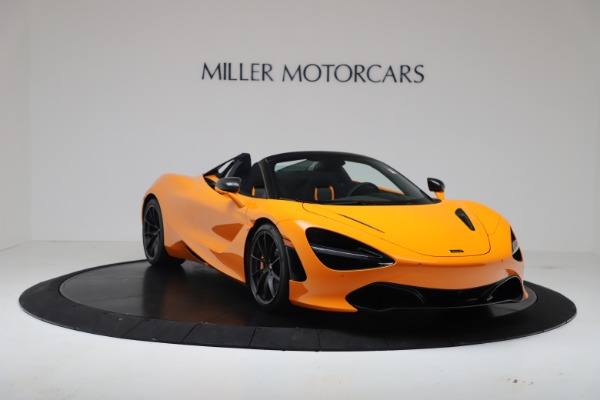 New 2020 McLaren 720S Spider Convertible for sale $374,440 at Bentley Greenwich in Greenwich CT 06830 11