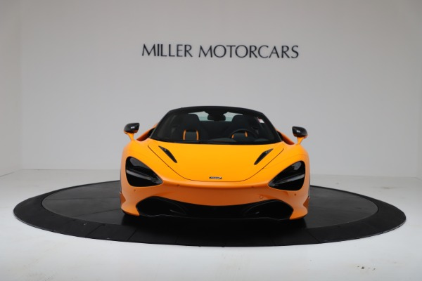 New 2020 McLaren 720S Spider Convertible for sale $374,440 at Bentley Greenwich in Greenwich CT 06830 12