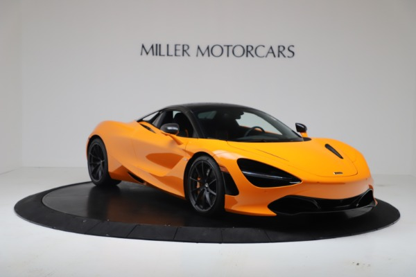 New 2020 McLaren 720S Spider Convertible for sale $374,440 at Bentley Greenwich in Greenwich CT 06830 14