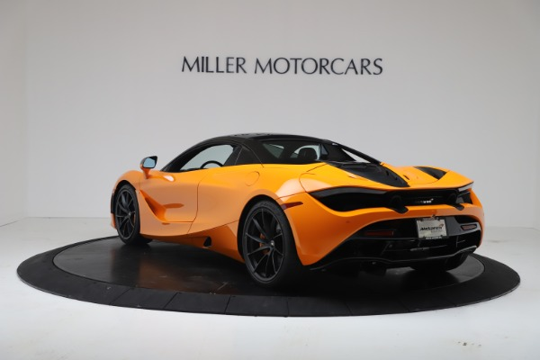 New 2020 McLaren 720S Spider Convertible for sale $374,440 at Bentley Greenwich in Greenwich CT 06830 16