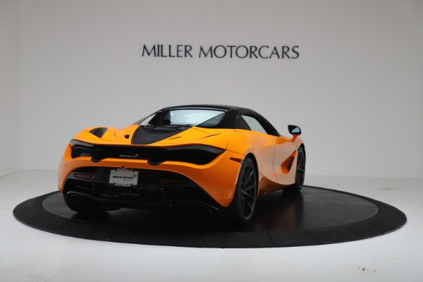 New 2020 McLaren 720S Spider Convertible for sale $374,440 at Bentley Greenwich in Greenwich CT 06830 17