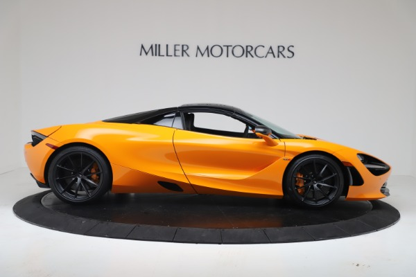 New 2020 McLaren 720S Spider Convertible for sale $374,440 at Bentley Greenwich in Greenwich CT 06830 18