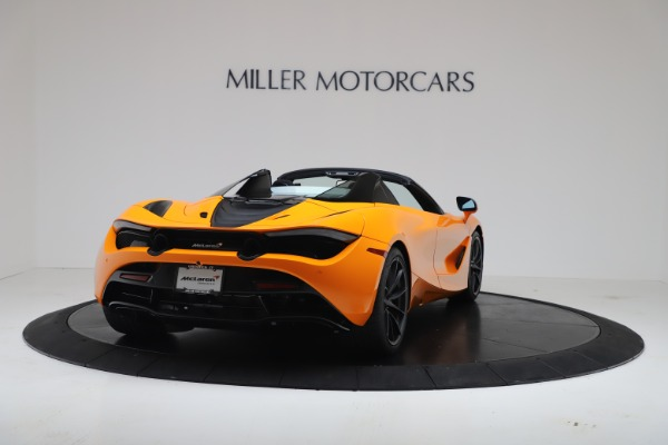 New 2020 McLaren 720S Spider Convertible for sale $374,440 at Bentley Greenwich in Greenwich CT 06830 7