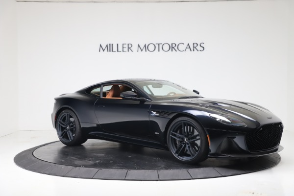 New 2020 Aston Martin DBS Superleggera Coupe for sale $371,006 at Bentley Greenwich in Greenwich CT 06830 10