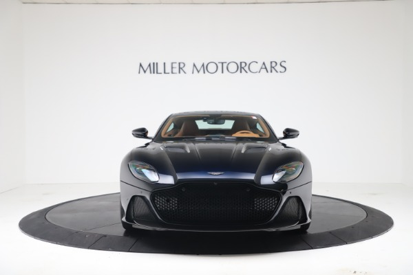 New 2020 Aston Martin DBS Superleggera Coupe for sale $371,006 at Bentley Greenwich in Greenwich CT 06830 12